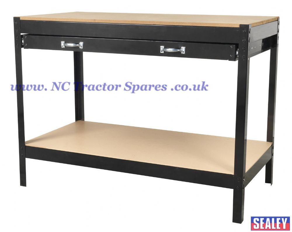 Workbench 1.2mtr with Drawer